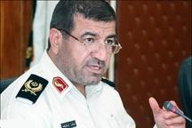 فرمانده انتظامی خوزستان:بیش از 220هزار زائر از مرزهای استان عازم عتبات عالیات شدند