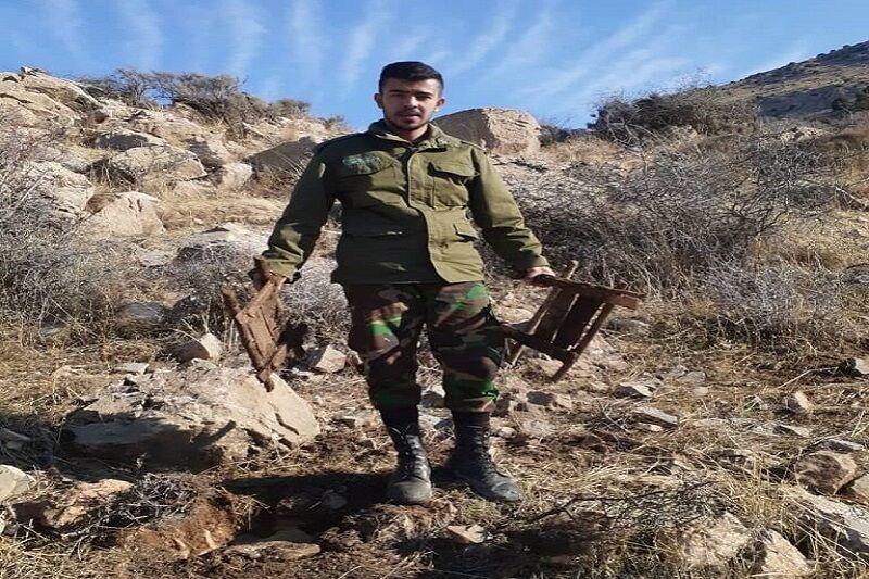 ۲۵۰ تله زندهگیری کبک در نوار مرزی استان اردبیل جمعآوری شد
