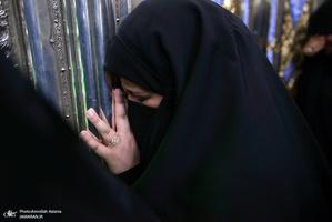تجدید میثاق مهمانان سی و سومین کنفرانس وحدت اسلامی با آرمانهای امام خمینی(س)