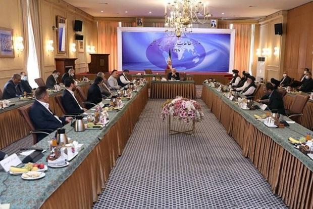 توصیه ظریف به هیأتهای افغانستانی در تهران چه بود؟