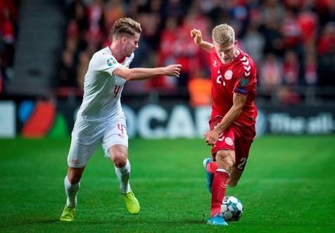 صعود دانمارک و سوئیس در شب پیروزی پرگل ایتالیا و اسپانیا