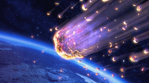 کشف شهاب سنگی قدیمیتر از کره زمین در صحرای آفریقا