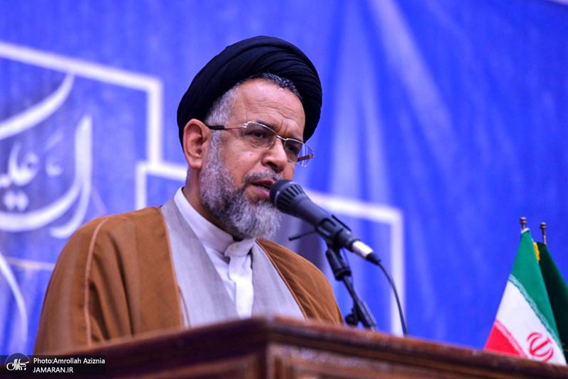وزیر اطلاعات / محمود علوی