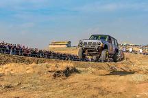 برگزاری مسابقات آفرود قهرمانی کشور در قزوین  رقابت در بزرگترین مسیر پیستی کشور