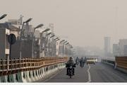پیش بینی افزایش آلاینده ها برای البرز