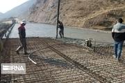 ۱۰۰ کیلومتر راه اصلی و فرعی در استان اردبیل در دست اجرا است