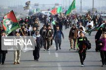حدود ۳۲ هزار نفر از مردم کرمانشاه برای شرکت در راهپیمایی اربعین ثبتنام کردند