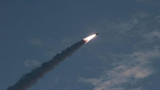 کره شمالی یک موشک جدید آزمایش کرد