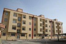 مسکن مهر در سمیرم پس از یک دهه هنوز به بهره برداری نرسیده است