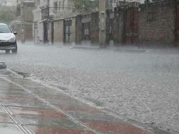 رگبار و سیلاب در راه مازندران است