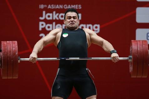 درخواست جدید ایران از IWF برای سهمیه المپیکی کیانوش رستمی و سهراب مرادی