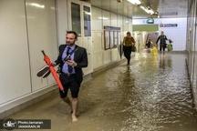 باران سیل آسا در سیدنی دو قربانی گرفت+ تصاویر