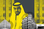 امپراتوری مخفیانه 5.5 میلیارد پوندی شیخ خلیفه+ تصاویر