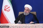 روحانی: مشکلات کارگری در غوغاهای انتخاباتی گم نشود/ مشکلات جامعه کارگری صنفی و نه سیاسی است