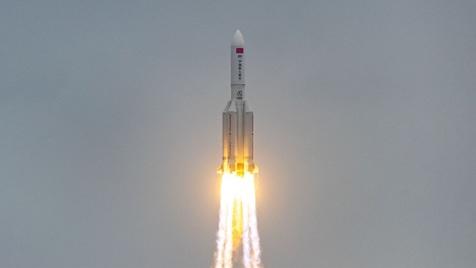 جزییاتی درباره سقوط یک موشک به زمین!
