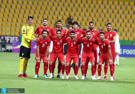 تیم ملی فوتبال ایران امارات