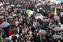 برگزاری راهپیمایی 22 بهمن در سراسر کشور با امنیت کامل