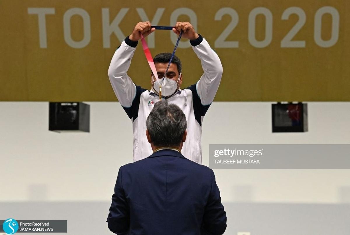 جواد فروغی: عکس مدال طلا پروفایلم بود/  از نوجوانی مشکل قلبی دارم +ویدیو