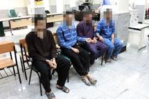 دستگیری چهار سارق حرفهای منازل در تهران