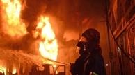 سه شهروند بندرعباس در آتش سوزی منزل جان باختند