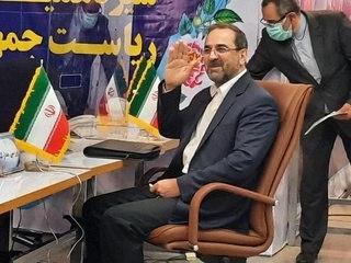 ثبت نام محمد عباسی در انتخابات ریاست جمهوری 1400