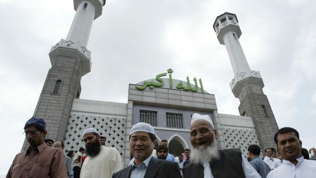 همه مساجد در کره جنوبی بسته شدند