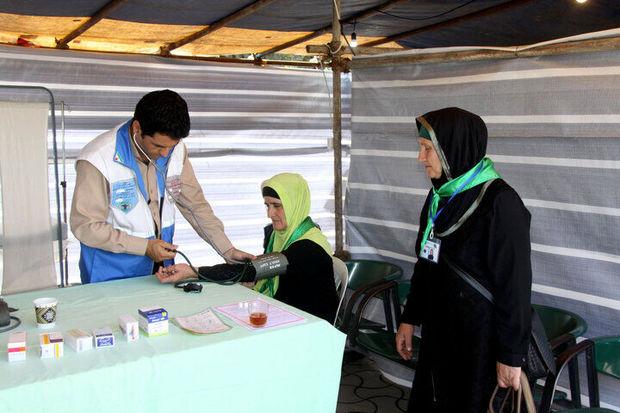 کاروان۱۷۶ نفره پزشکی البرز عازم عراق میشود