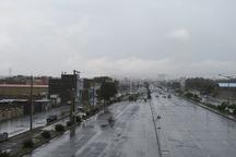 پیش بینی بارش باران و برف در خراسان جنوبی