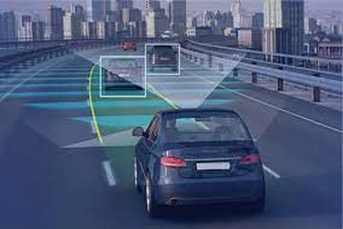 علائم جادهای رنگین کمانی ویژه خودروهای خودران