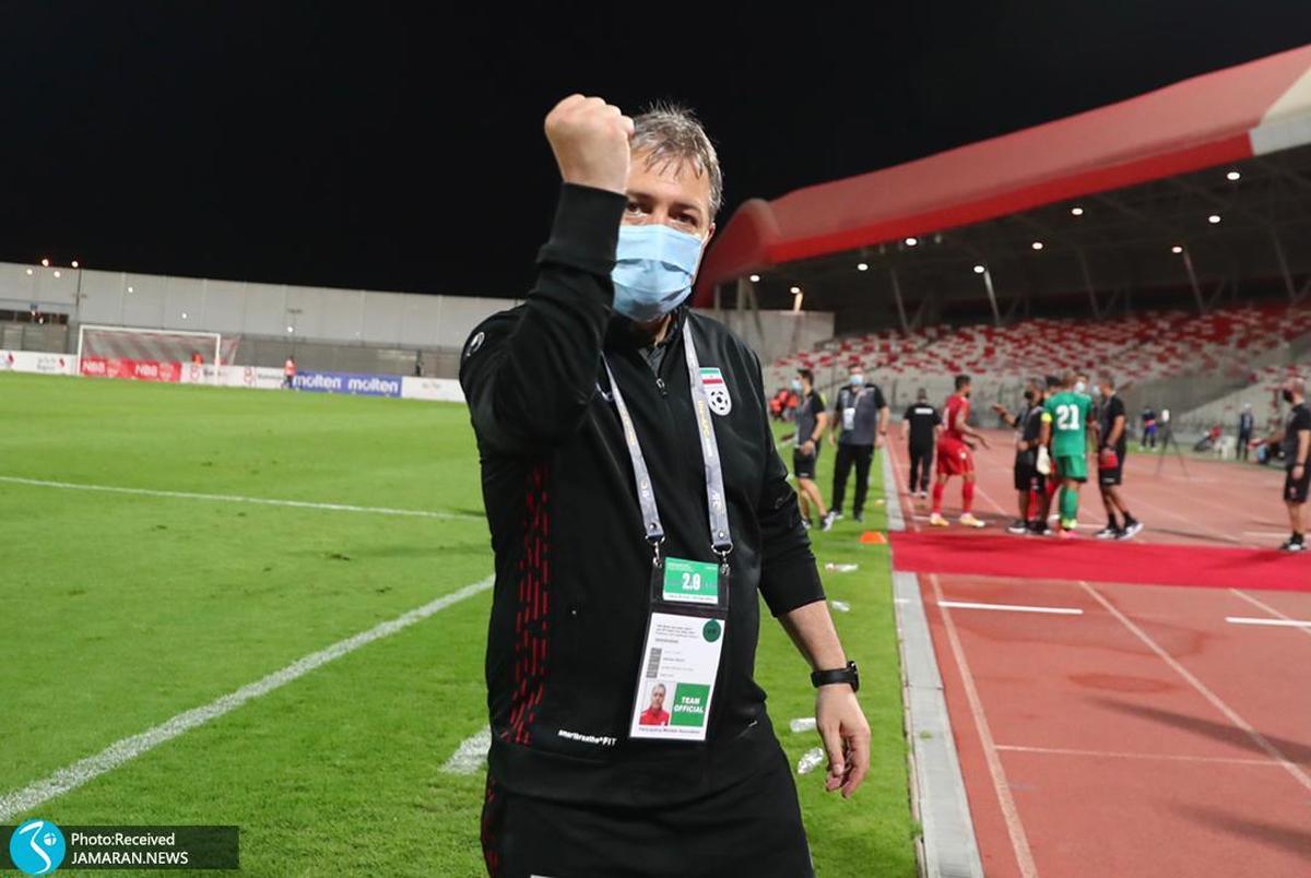 کعبی: بازیکنان باید از سرمربی تیم ملی حساب ببرند/ ایران اسمهای  بزرگ میخواهد