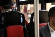 ورود بدون ماسک به اتوبوس ممنوع شد