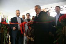 یک واحد اقامتی و پذیرایی با حضور معاون رییس جمهوری در یزد افتتاح شد