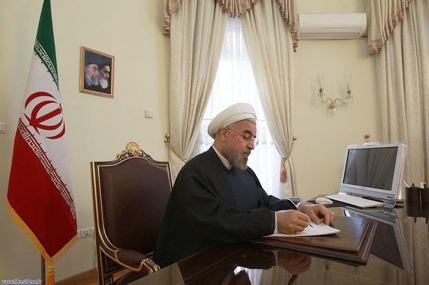 پیام تسلیت روحانی به خانواده جان باختگان حادثهی انفجار کلینیک سینا