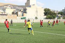 تیم فوتبال تام کهگیلویه سه امتیاز حساس خارج از خانه را کسب کرد