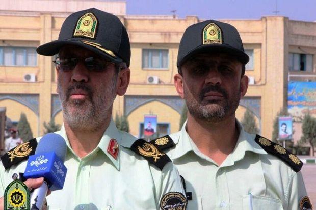 همه شاخصهای امنیتی در شهرستان سمیرم مثبت است