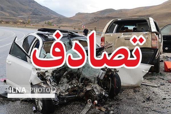سه کشته و مصدوم در محور دهدشت به چرام