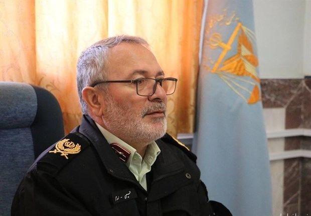 نیروی انتظامی تا عادی شدن وضعیت در مناطق زلزلهزده حضور دارد