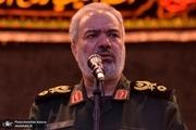 جانشین فرمانده کل سپاه: پاسخ محکمی به آمریکا خواهیم داد