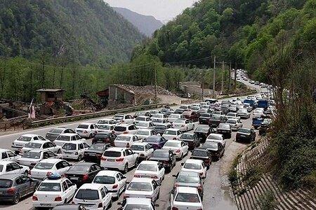 ورود خودرو به گیلان در تعطیلات اربعین افزایش 34 درصدی داشته است
