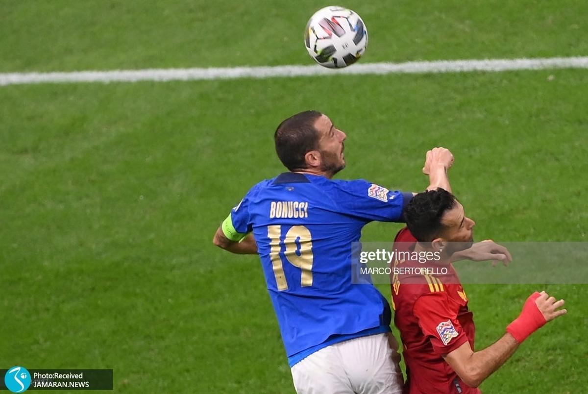 انتقام یورو در میلان؛ رکورد شکست ناپذیری پسران مانچو در خانه شکست +عکس و ویدیوی گل ها/ آمار