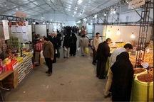 نمایشگاه محصولات بهاره در ساوه برگزار می شود