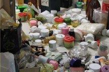 9 هزار قلم کالای بهداشتی قاچاق در آبادان کشف شد