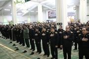 آئین بزرگداشت سردار شهید سپاه اسلام در ناوگان شمال نیروی دریایی