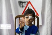 ۱۲۱ پایگاه دایمی سنجش بینایی در اصفهان دایر شد
