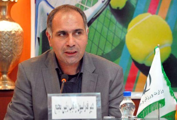 انتخابات فدراسیون تنیس در انتظار رخصت وزارت ورزش و جوانان
