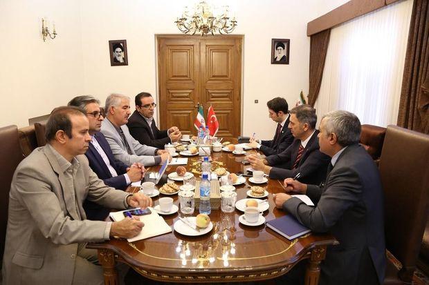 آذربایجانشرقی در توسعه روابط ایران و ترکیه نقش محوری دارد