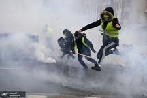 تظاهرات«آخرین هشدار» جلیقه زردها در فرانسه