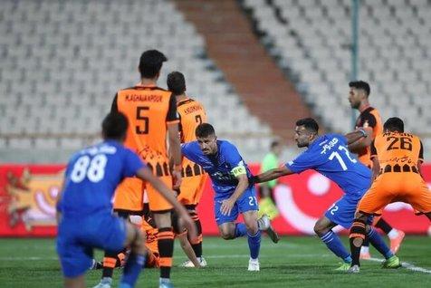 پنالتی ها به داد لیگ برتر ایران رسید/ یک پنالتی در دو بازی!+جدول ضربات پنالتی