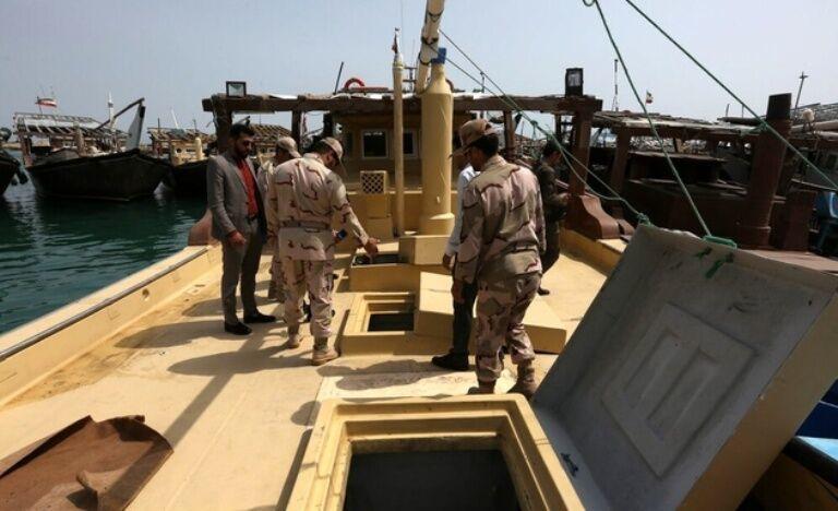 محموله کالای قاچاق در گناوه کشف شد