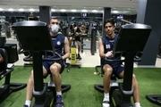 غیبت دو بازیکن استقلال در تمرین روز جمعه